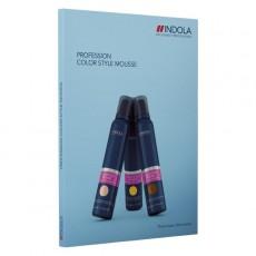 Color Style Mousse Farbkarte