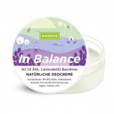 Natürliche Deocreme Nr. 12 Äth. Lavendel Barreme