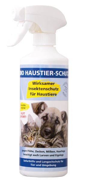 Bio Schutz Haustier-Schutz 500ml