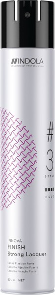 Styling Strong Lacquer 500ml