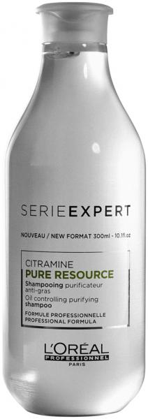 Serie Expert Pure Resource Shampoo 300ml