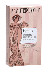 Henna Pulver Schwarz 80g
