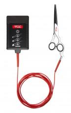 TCC Carecut Haarschere 6.0 heiße Schere