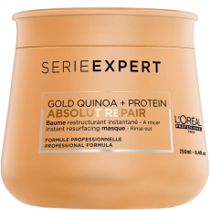 Serie Expert Absolut Gold Maske