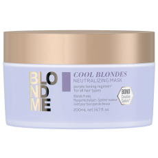 BlondMe Cool Blondes Mask 200ml