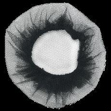 Knotennetz, schwarz