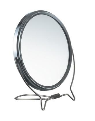 Spiegel mit Vergrößerung beidseitig 13cm