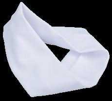 Haarband weiß
