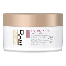 BlondMe Light All Blond Mask 200ml