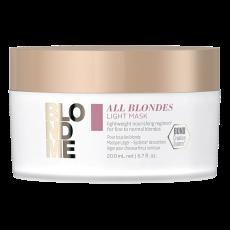 BlondMe Light All Blond Mask 200ml