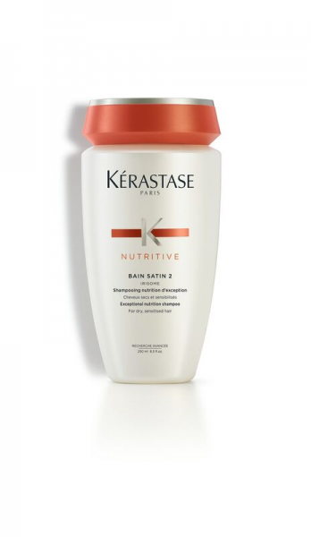 Nutritive Bain Satin 2 250ml