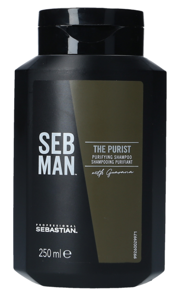 Seb Man Purifying Shampoo 250ml