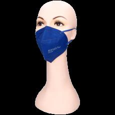 Schutzmaske KN95 FFP2 5Stk. Dunkelblau