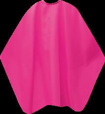 Schneideumhang Neon pink