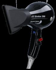 ETI Stratos 390 Haartrockner Black