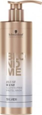 BlondMe Blush Wash Silver 250ml
