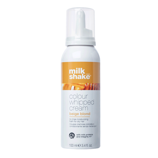 Milk Shake Colour Whipped Cream 100ml