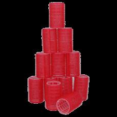 Haftwickler 36mm Groß Rot 12 Stk.