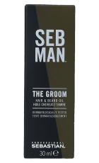 Seb Man Hair & Beard Oil 30ml