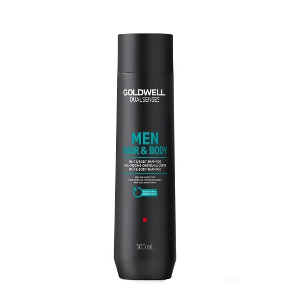 Ds Men Hair & Body Shampoo