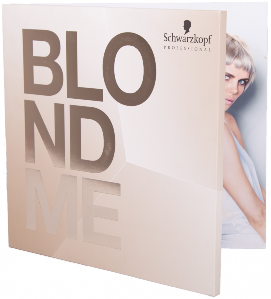 BlondMe Farbkarte