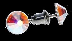 Ohrstecker Swarovski® irisierend OH1237-2