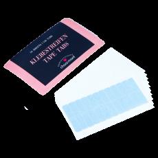 Klebestreifen Tape Tabs blue 10x12 Tabs