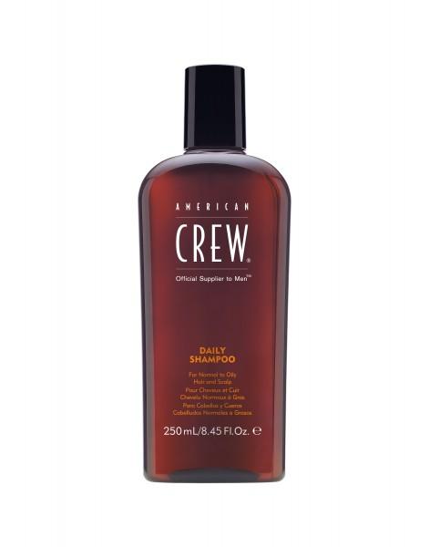 Crew Daily Cleans. Shampoo 250ml