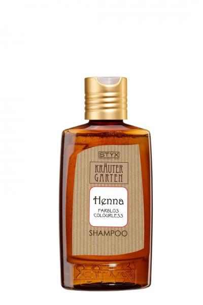 Henna Shampoo Farblos 200ml