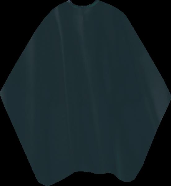 Schneideumhang Neon schwarz