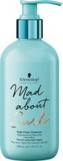 Mad About Curls High Foam Shampoo 300ml