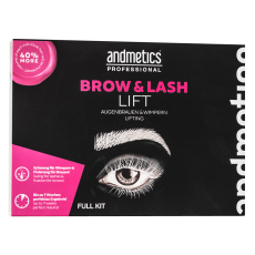 Andmetics Brow & Lash Lift Kit