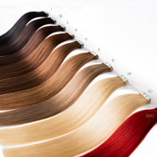 Tape-In Extensions Echthaar 55cm 50g