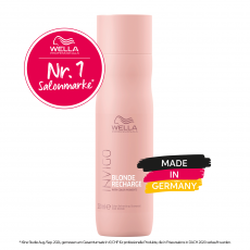 Invigo Blond Recharge Cool Blond Shampoo
