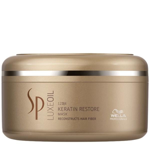 Sp Luxe Oil Keratin Restore Mask