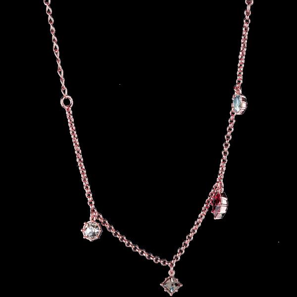 ROMA - Armband Messing rose vergoldet, Swarovski®