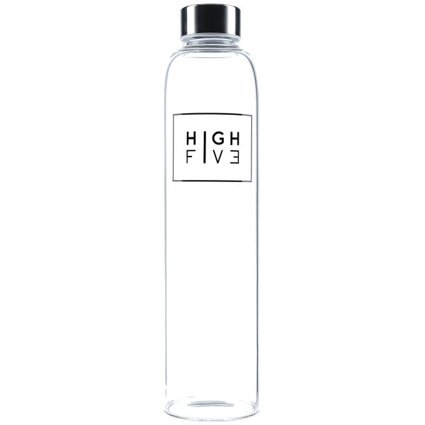 High Five Glasflasche 750ml