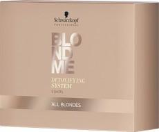 BlondMe Detox Sys Vita-C Shot 5x5g