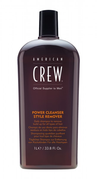 Crew Power Cleanser Shampoo 1000ml