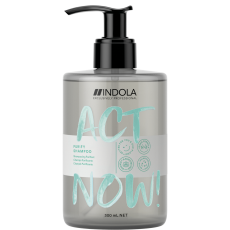 Act Now Purify Shampoo 300ml