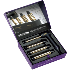 Hot Tools Gold Curlbar Set (19, 25, 32, 38mm)