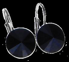 Ohrhänger Swarovski® schwarz OH1239-6