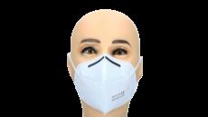 Schutzmaske KN95 FFP2 10Stk.