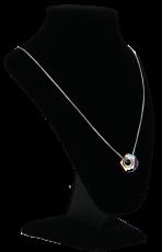 Kette Swarovski® irisierend KC3709-2
