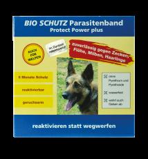Bio Schutz Parasitenband Hund schwarz