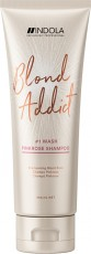 Blond Addict Pink Rose Shampoo 250ml