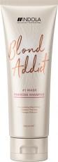 Blond Addict Pink Rose Shampoo 250ml