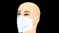 Schutzmaske KN95 FFP2 4Stk.