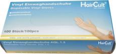 Hair Cult Vinyl Handschuhe M 100 Stk.