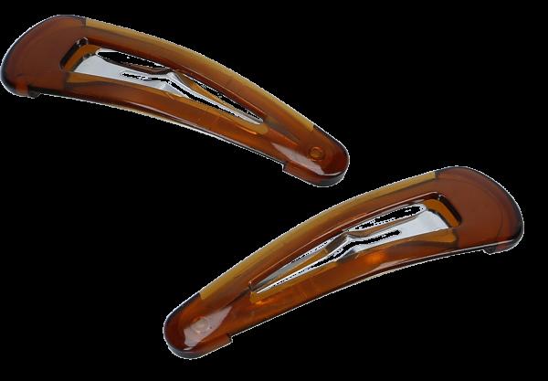 Haarclip 5 cm mit Überzug